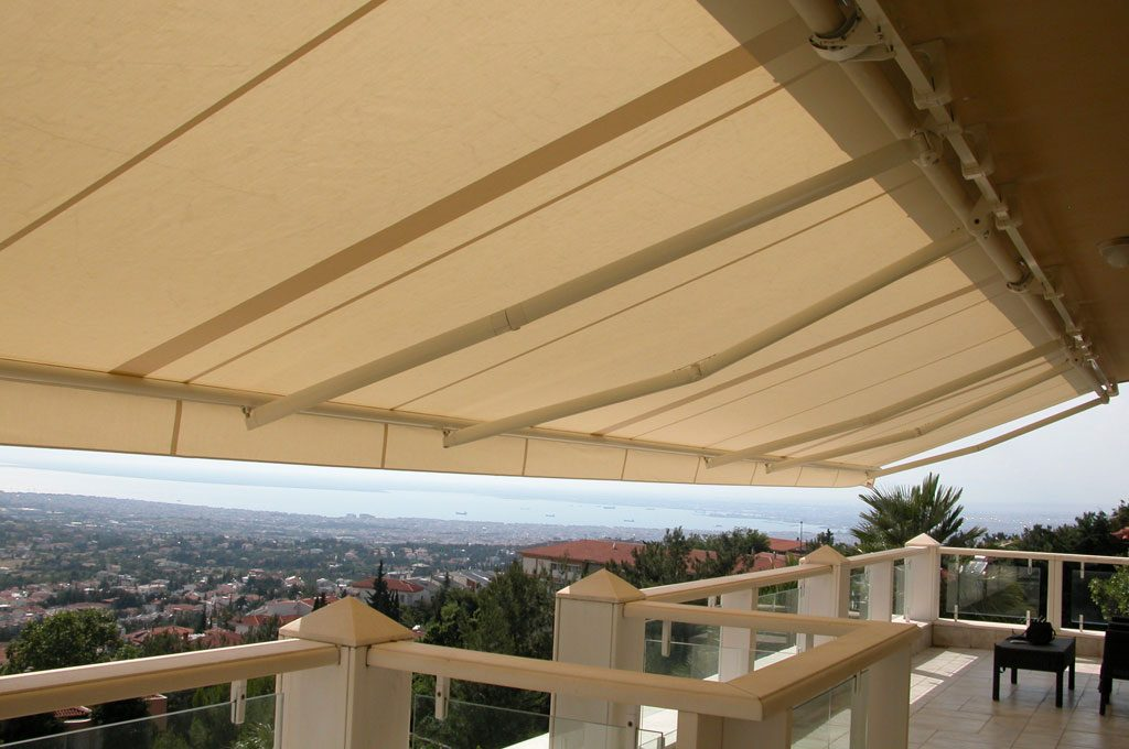 Outdoor Retractable Awnings Gold Coast Sheerview Window Furnishings