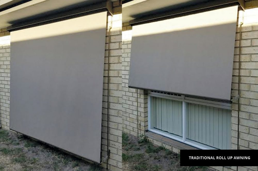 Traditional Window Awnings | Sheerview Window Furnishings