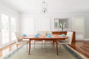 Dining Room Shutters - Avenir