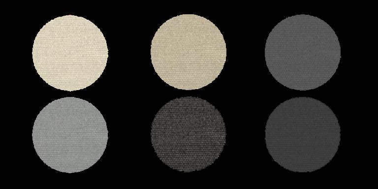 colour options for ziptrak outdoor blinds gold coast