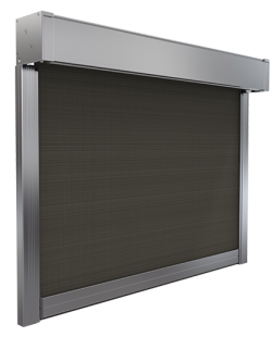 Veue Channel Guide Outdoor Blind